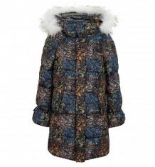 Купить пальто boom by orby, цвет: синий ( id 9875016 )