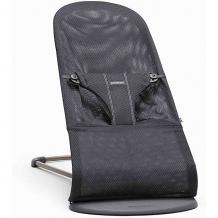 Купить кресло-шезлонг babybjorn bliss mesh антрацитовый ( id 5596958 )