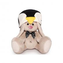 Купить мягкая игрушка budi basa зайка ми в шапке пингвина, 15 см ( id 8720799 )