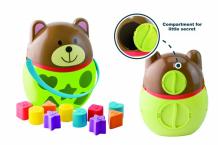 Купить сортер little нero мишка 3015
