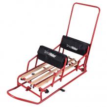 Купить санки small rider трансформер для двойни snow twins 2