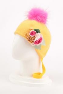 Купить шапка с завязками monnalisa bimba ( размер: 47 s ), 10829766