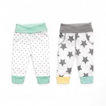 Купить happy baby трикотажные брюки 2 шт. звезды 90010 90010