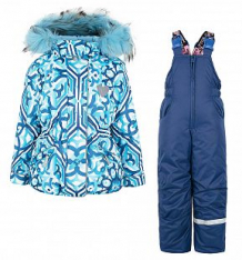 Купить комплект куртка/полукомбинезон stella майолика, цвет: голубой ( id 6613729 )