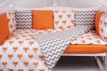 Купить комплект в кроватку amarobaby lucky (15 предметов) кпб-4 lucky