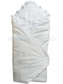 Купить папитто конверт - одеяло кружевной на липучке 92х92 33160