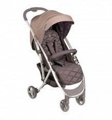Купить прогулочная коляска happy baby eleganza v2, цвет: песочный ( id 8074837 )