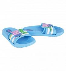 Шлепанцы Kakadu Свинка Пеппа, цвет: голубой ( ID 5118187 )