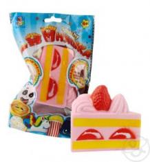 Купить сквиш 1toy мммняшка мини-кусок торта ( id 9492066 )