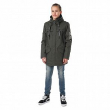 Купить куртка alpex, цвет: хаки/серый ( id 12501796 )
