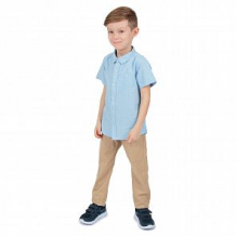 Купить рубашка fresh style, цвет: голубой ( id 11046332 )