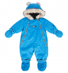 Купить gusti boutique комбинезон куртка/полукомбинезон, цвет: голубой ( id 6495829 )