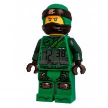 Часы Lego Ninjago Movie Будильник минифигура Lloyd 9009204