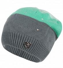 Купить шапка журавлик, цвет: голубой ( id 8382973 )