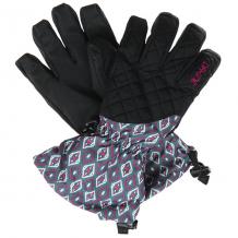 Купить перчатки сноубордические женские dakine lynx glove kamali мультиколор 1205723