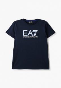 Купить футболка ea7 ea002ebhkvt0k14y