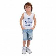 Купить майка leader kids морской фрегат, цвет: белый ( id 11445640 )