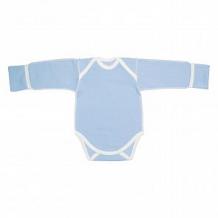 Купить боди чудесные одежки, цвет: голубой ( id 12491986 )