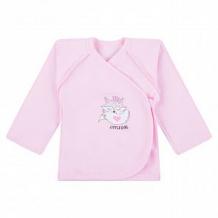 Купить распашонка зайка моя, цвет: розовый ( id 11003522 )