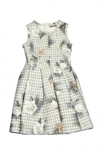 Купить платье monnalisa bimba ( размер: 122 7лет ), 10829750
