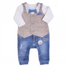 Купить папитто комбинезон для мальчика fashion jeans 551-01 551-01