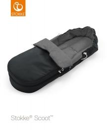 Купить люлька-переноска stokke scoot, цвет: черный stokke 996941275