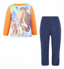 Пижама джемпер/бриджи Sun City Ледниковый период, цвет: оранжевый ( ID 3907435 )