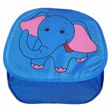 Купить корзина для игрушек наша игрушка слоненок ( id 12745498 )