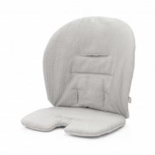 Купить подушка к комплекту-вставке stokke steps baby set, timeless grey, серый stokke 997093379