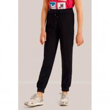 Купить finn flare kids брюки трикотажные для девочки ks19-71022 ks19-71022