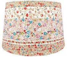 Купить светильник trousselier абажур red flowers 34х22 см 489898