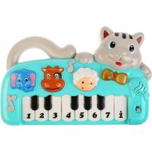 Купить игрушка музыкальная no name пианино, 32x22x6 ( id 11217824 )