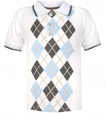 Купить футболка kiki kids', цвет: белый ( id 589781 )