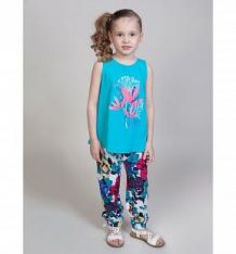 Купить брюки sweet berry акварель, цвет: мультиколор ( id 10339610 )