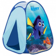 Купить john игровая палатка в поисках дори самораскладывающаяся 85х85х95 см 73044