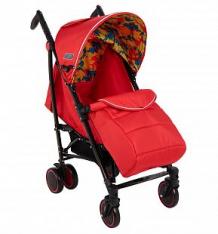Купить коляска-трость glory 1108, цвет: красный ( id 10327322 )