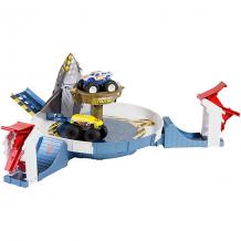 Купить игровой набор hot wheels monster trucks поединок с акулой ( id 11043190 )