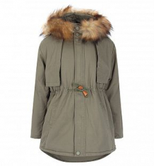 Купить куртка fun time, цвет: хаки ( id 9923916 )