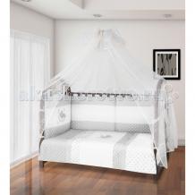 Купить комплект в кроватку esspero merry moon (6 предметов) 120х60 см 482851166