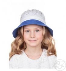 Купить шляпа levelpro kids, цвет: белый/синий ( id 9114835 )