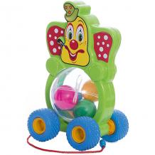 """Купить игрушка-каталка полесье """"бимбосфера клоун"""" ( id 7191601 )"""