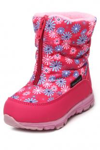 Купить сапоги el tempo omg_15152_pink