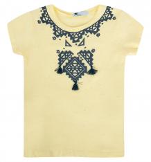 Купить футболка tuffy, цвет: желтый ( id 9890685 )