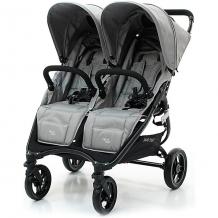 Купить прогулочная коляска для двойни valco baby snap duo / cool grey ( id 7922899 )