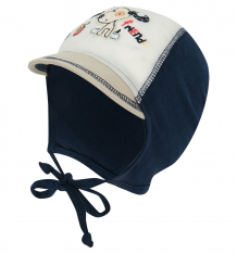 Купить шапка зайка моя bimbo, цвет: синий ( id 2638496 )
