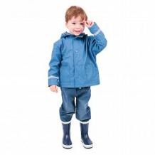 Купить дождевик leader kids, цвет: синий ( id 11415352 )