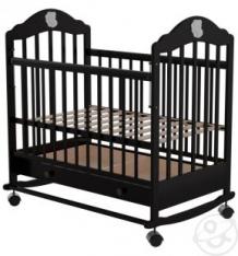 Кровать Briciola 7, цвет: темная ( ID 5606071 )