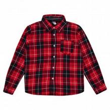 Купить рубашка fun time, цвет: красный/черный ( id 10869824 )