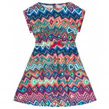 Купить winkiki платье для девочки зигзаги wjg91690 wjg91690