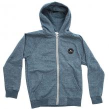 Купить толстовка классическая детская billabong all day zip hood slateblue синий ( id 1173964 )